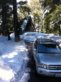 tahoe driveway